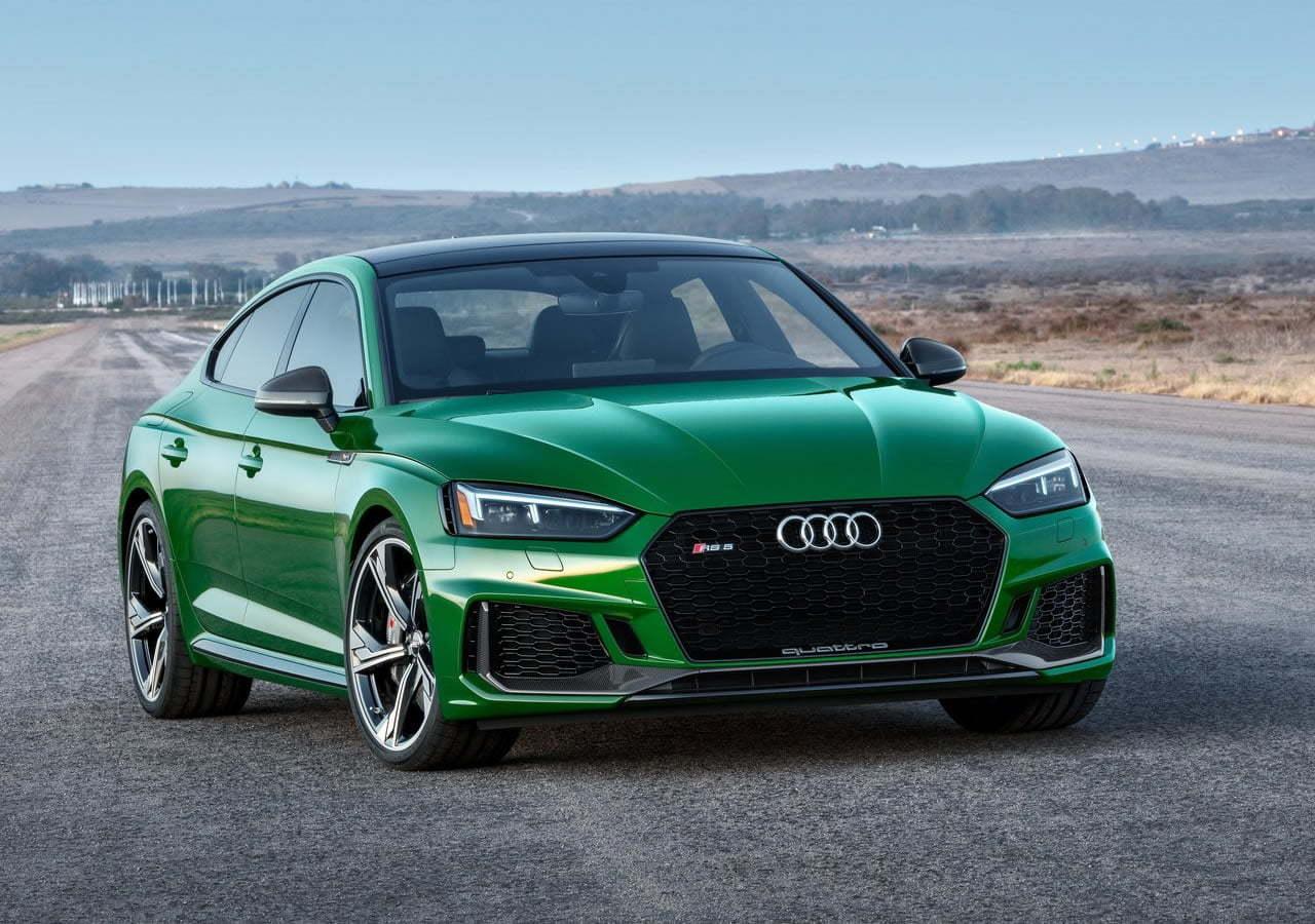 2019 Yeni Kasa Audi RS5 Sportback Teknik Özellikleri