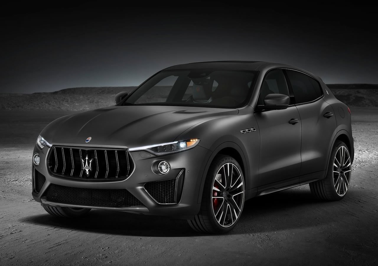2019 Yeni Maserati Levante Trofeo