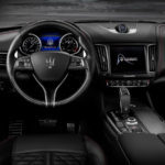 2019 Yeni Maserati Levante Trofeo Kokpiti