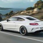 Makyajlı Mercedes-AMG C63 S Coupe
