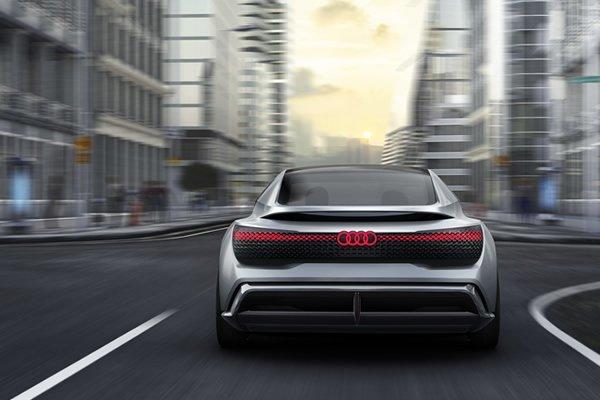 Audi'nin Elektrikli Otomobil Hedefi