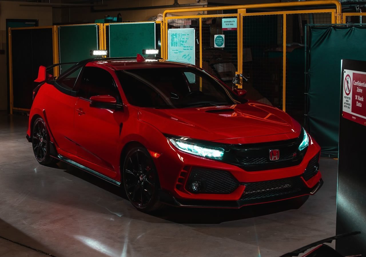 honda civic type r fk 8 in pick up konseptini g rmelisiniz oto kokpit. Black Bedroom Furniture Sets. Home Design Ideas