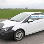 Makyajlı 2019 Opel Astra K