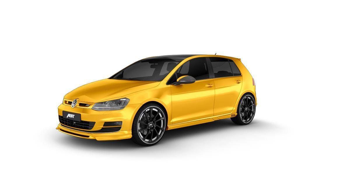 Volkswagen Golf 7 Modifiye Kiti