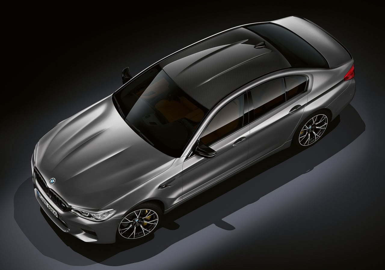 Yeni BMW M5 Competition Türkiye