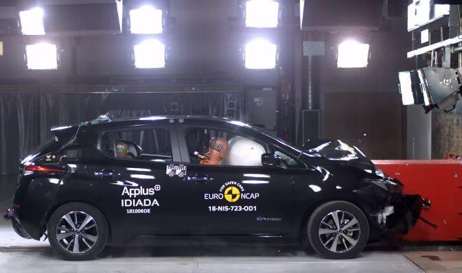 Yeni Nissan Leaf EuroNcap
