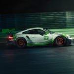 Yeni Porsche 911 GT3 R 0-100 km/s