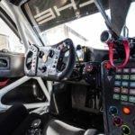Yeni Porsche 911 GT3 R Kokpiti