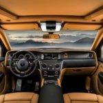 Rolls-Royce Cullinan İçi