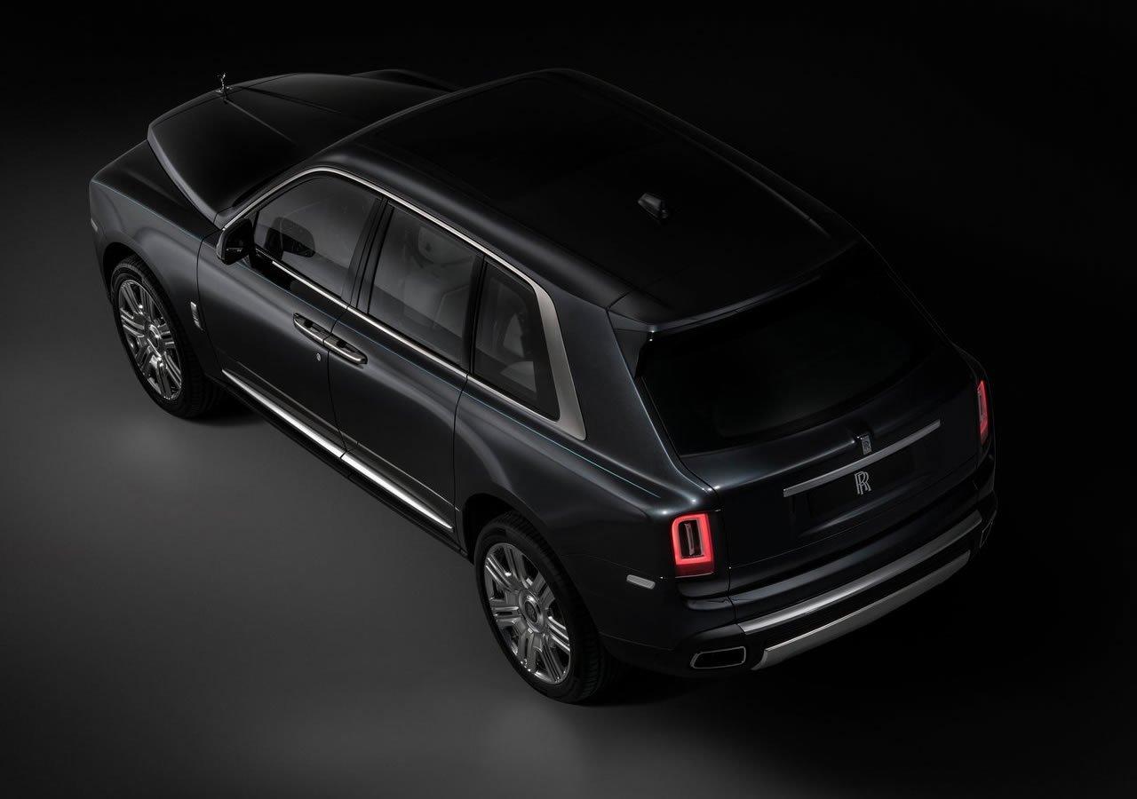 Rolls-Royce Cullinan Fiyatı