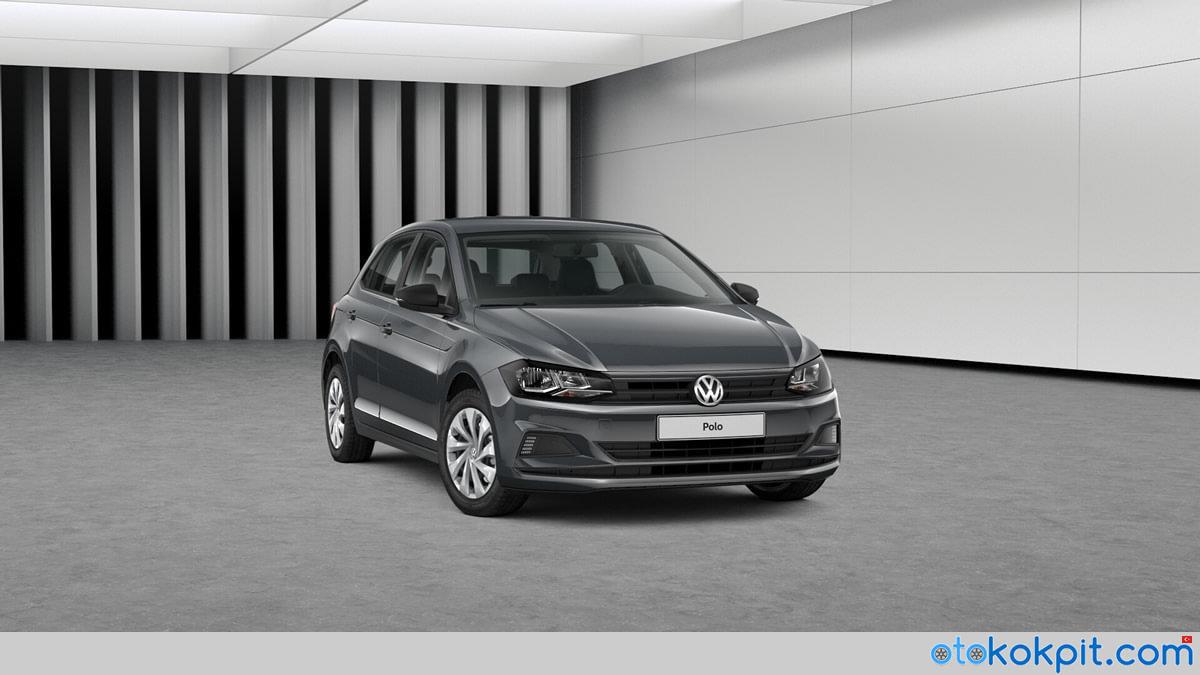 Yeni VW Polo 1.6 TDi 80 PS Özellikleri