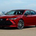 2019 Yeni Kasa Toyota Avalon Özellikleri
