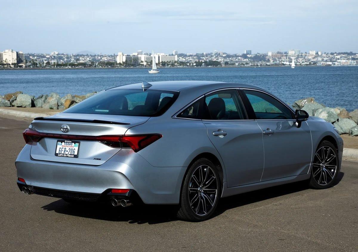 2019 Yeni Kasa Toyota Avalon özellikleri Açıklandı Oto Kokpit