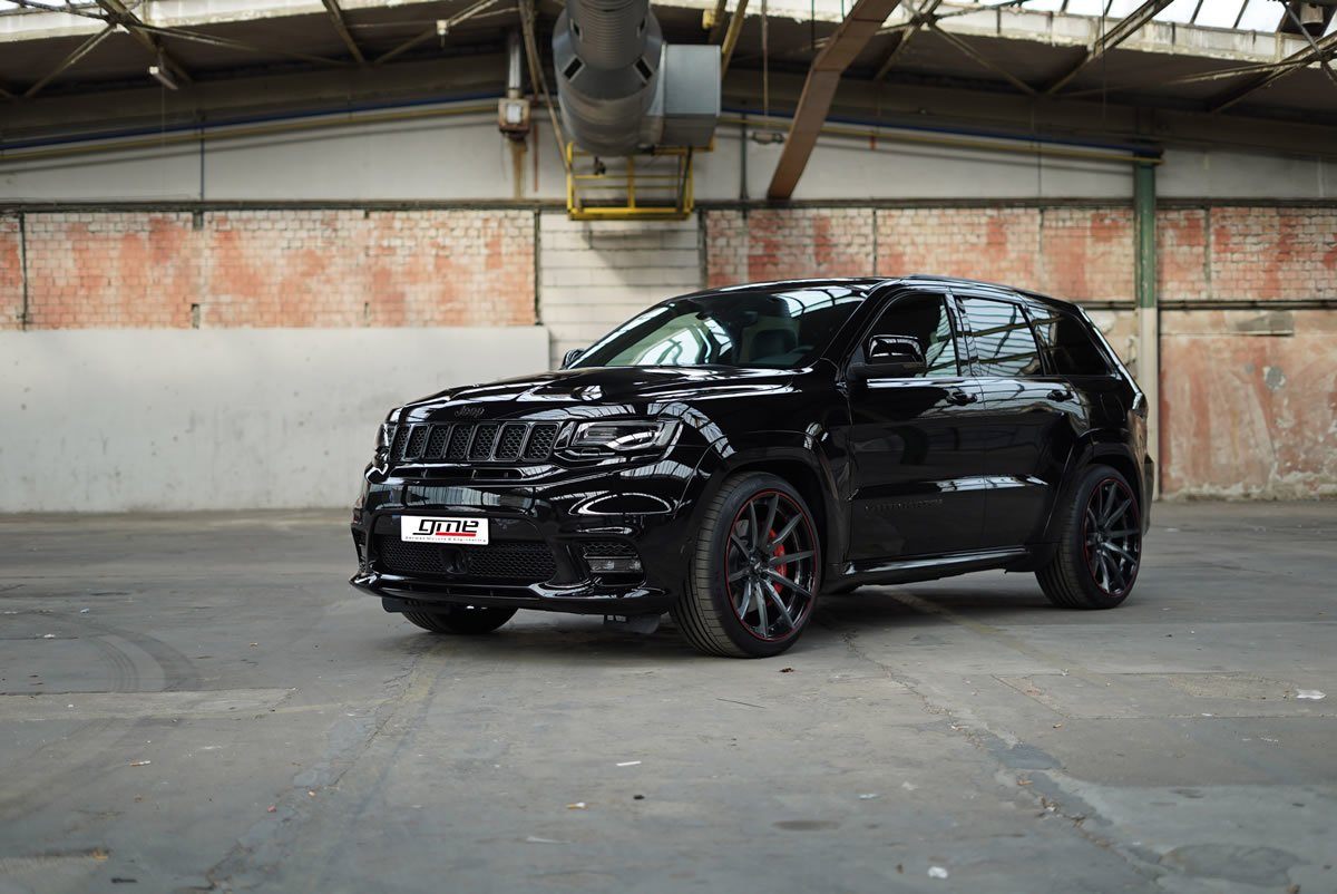 GME Performans Jeep Grand Cherokee