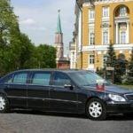Zırhlı Mercedes-Pulmann S600 W220