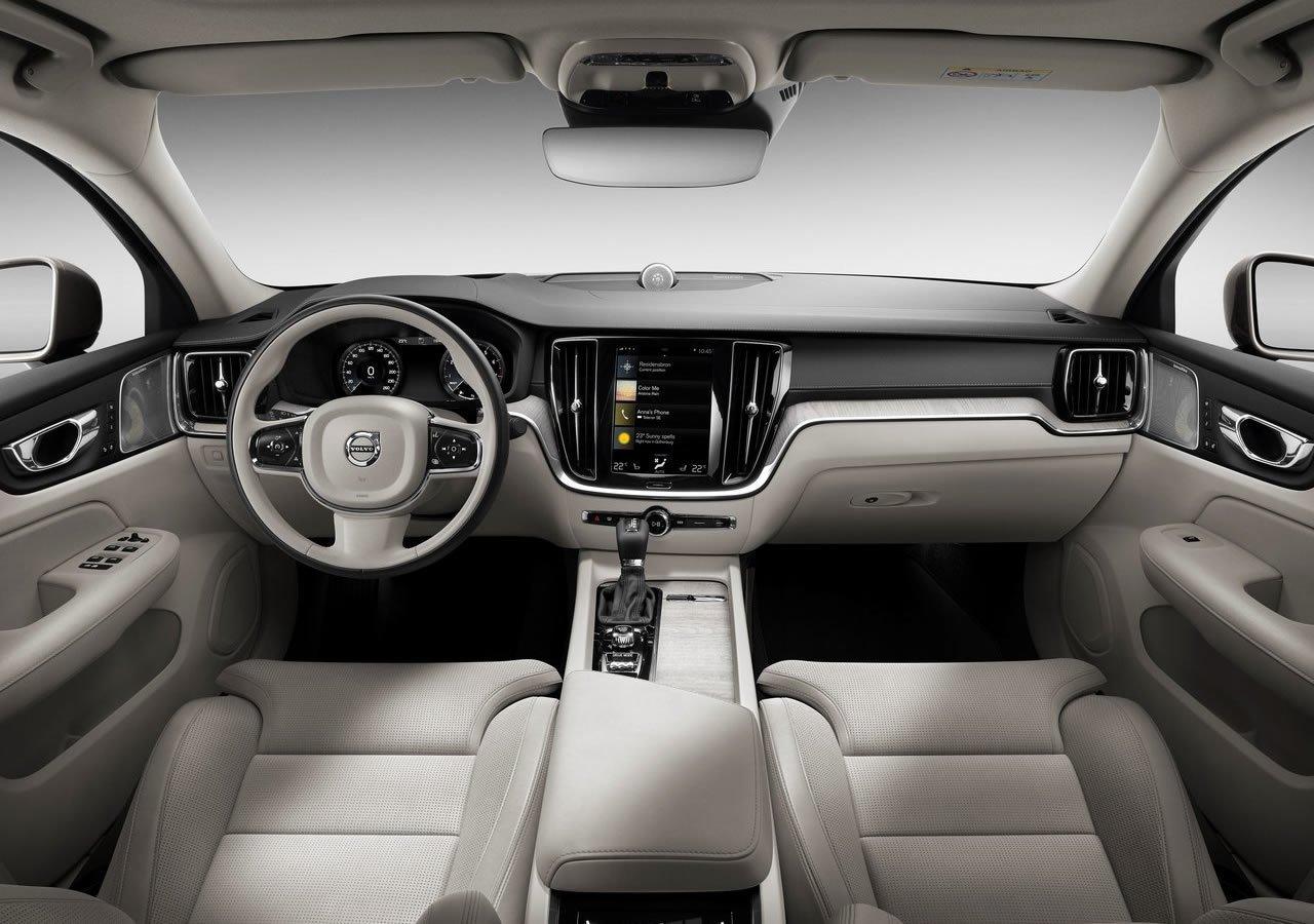 Yeni Kasa Volvo S60 Donanımları
