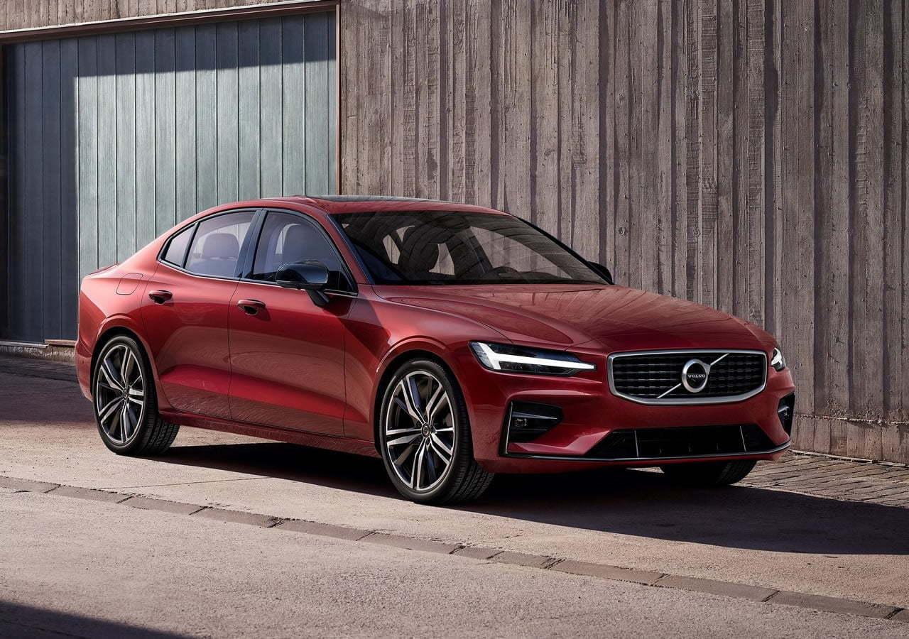 Yeni Kasa Volvo S60 Teknik Özellikleri