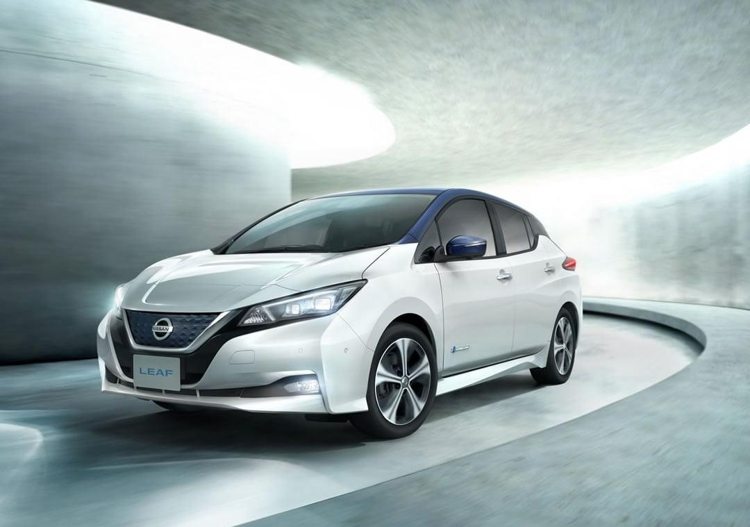Yeni Kasa Nissan Leaf