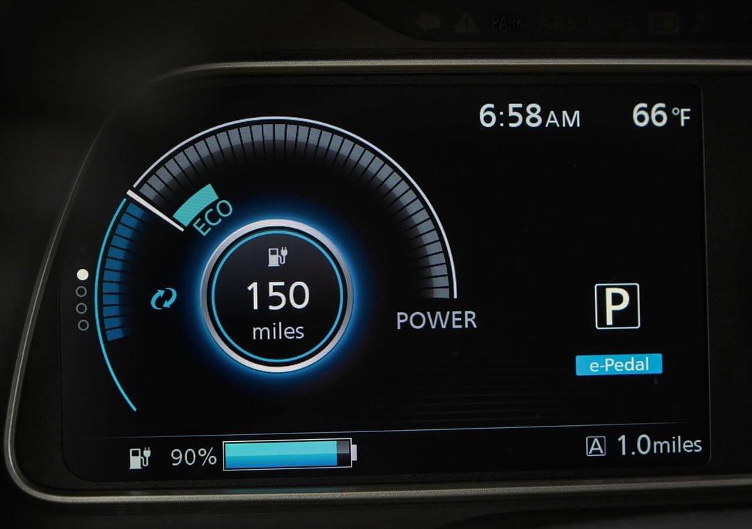 Yeni Nissan Leaf Şarj Süresi