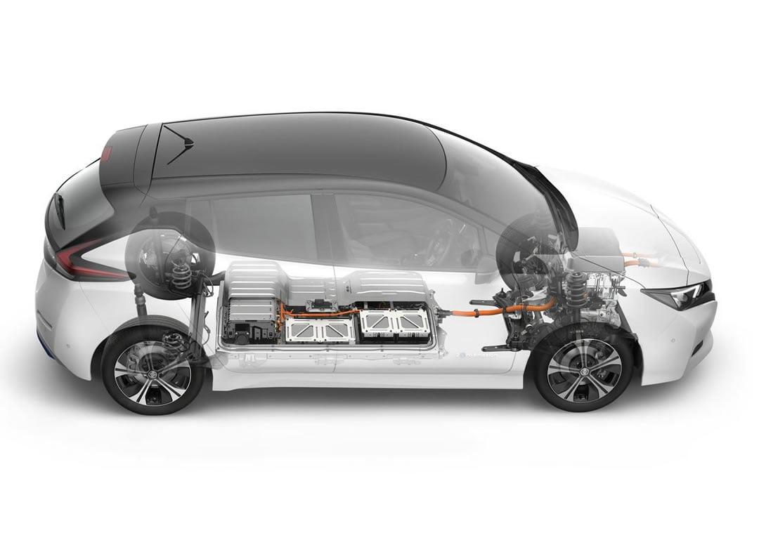 Yeni Nissan Leaf Menzili