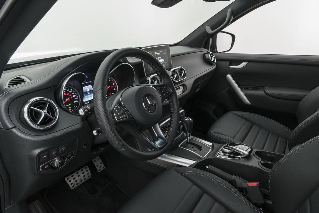 Mercedes X-Serisi Modifiye