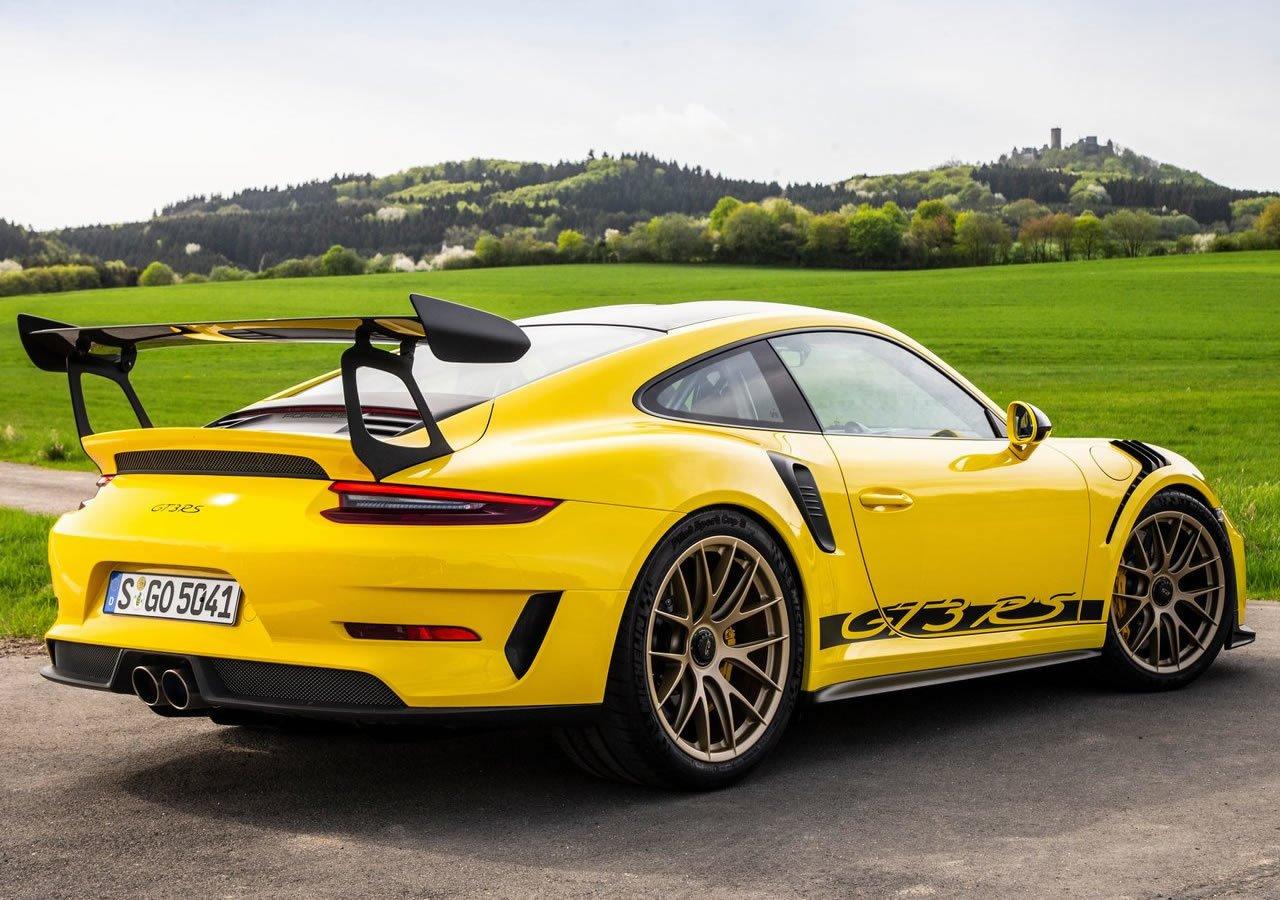 Porsche 911 GT3 RS Weissach Teknik Özellikleri