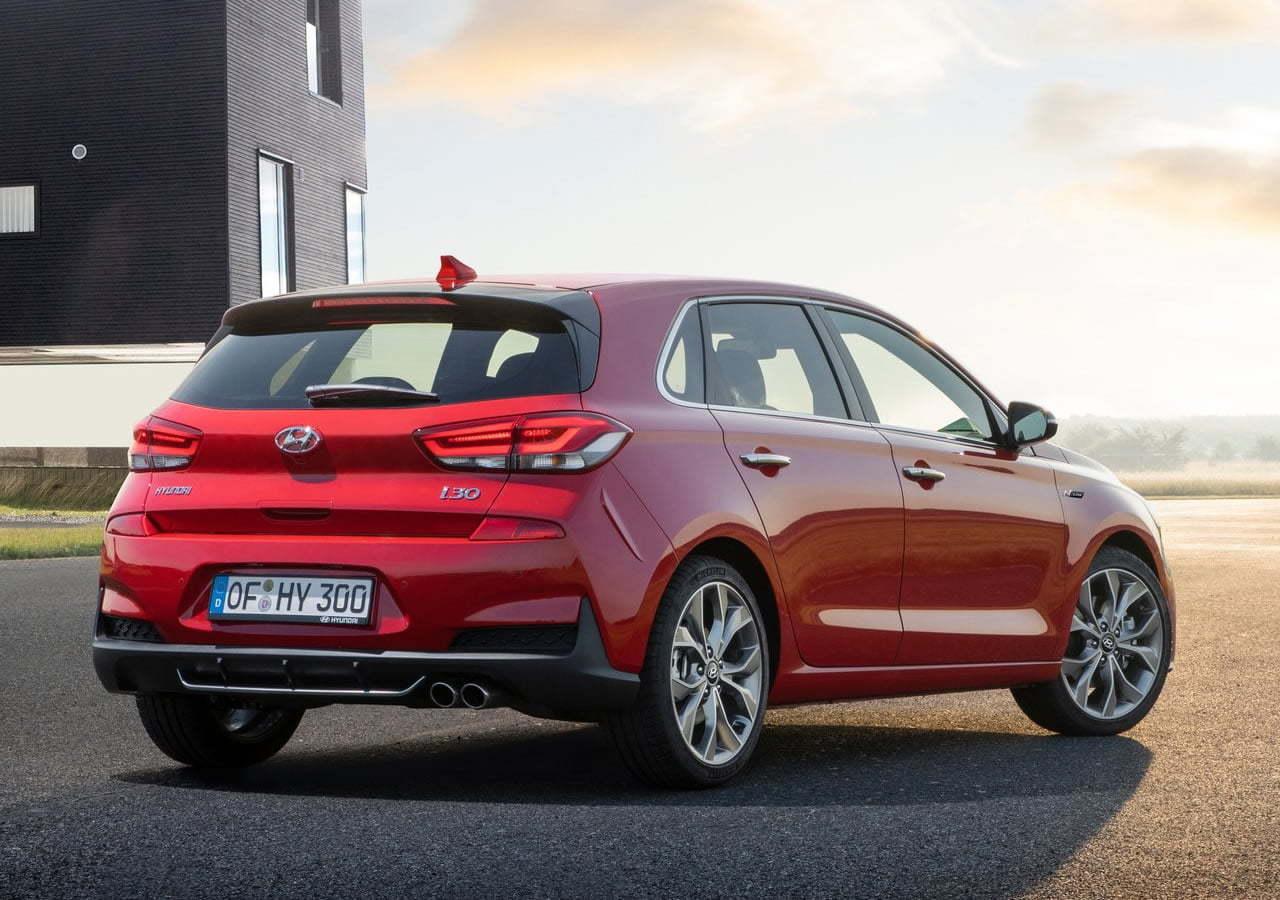 2019 Yeni Hyundai i30 N Line Teknik Özellikleri