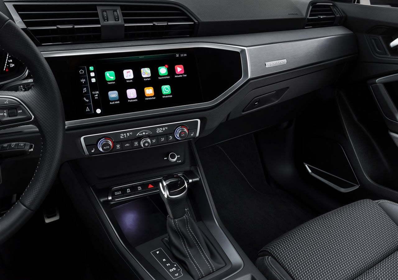 2019 Yeni Kasa Audi Q3 Donanımları