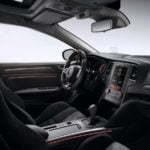 Yeni Renault Megane 4 RS Trophy Kokpiti