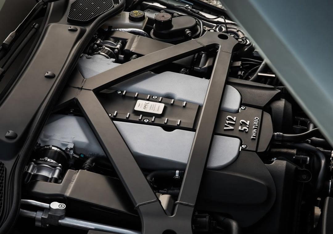 Aston Martin DB11 AMR Motoru