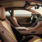 Aston Martin DB11 AMR İçi
