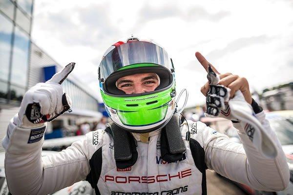 Ayhancan Güven, Belçika Porsche GT3 Cup Challenge