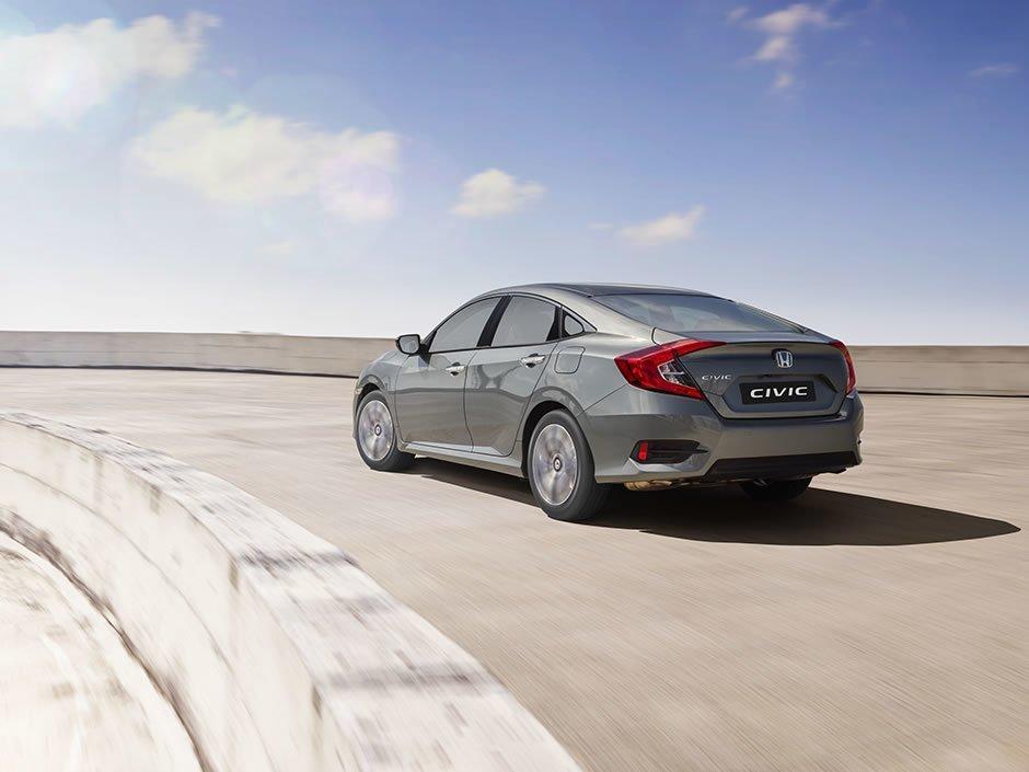 Yeni Honda Civic Sedan 9 ileri Dizel Otomatik Türkiye Fiyatı