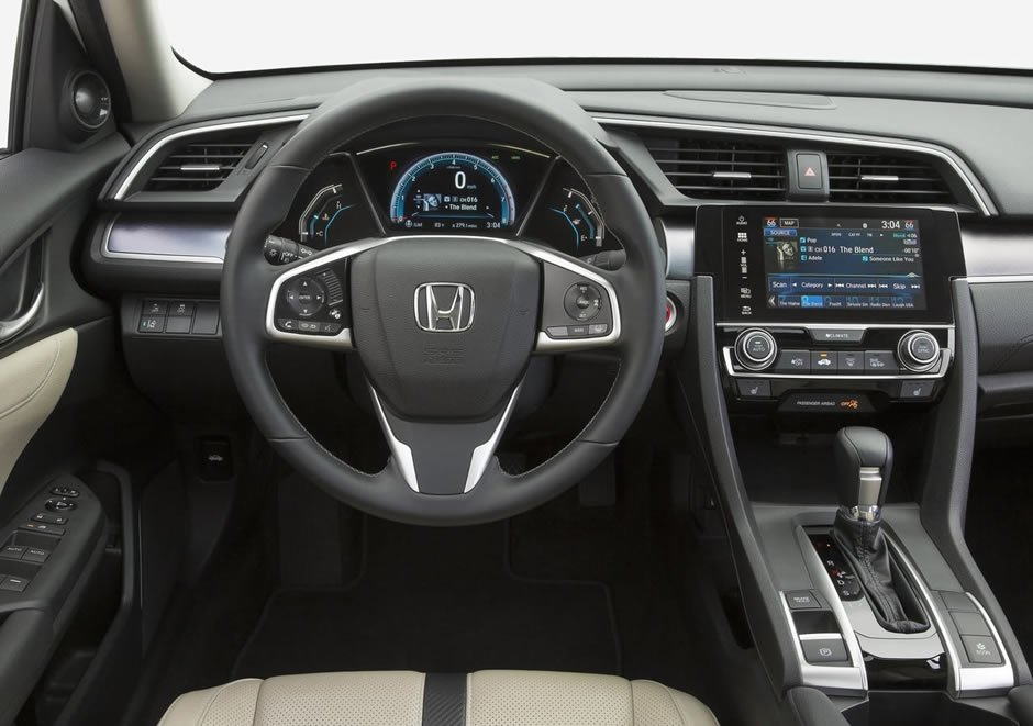Yeni Honda Civic Sedan 9 ileri Dizel Otomatik Yakıt Tüketimi