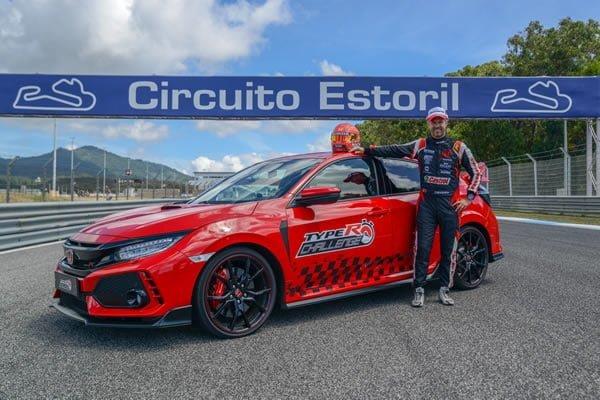 Honda Civic Type-R Estoril Rekoru