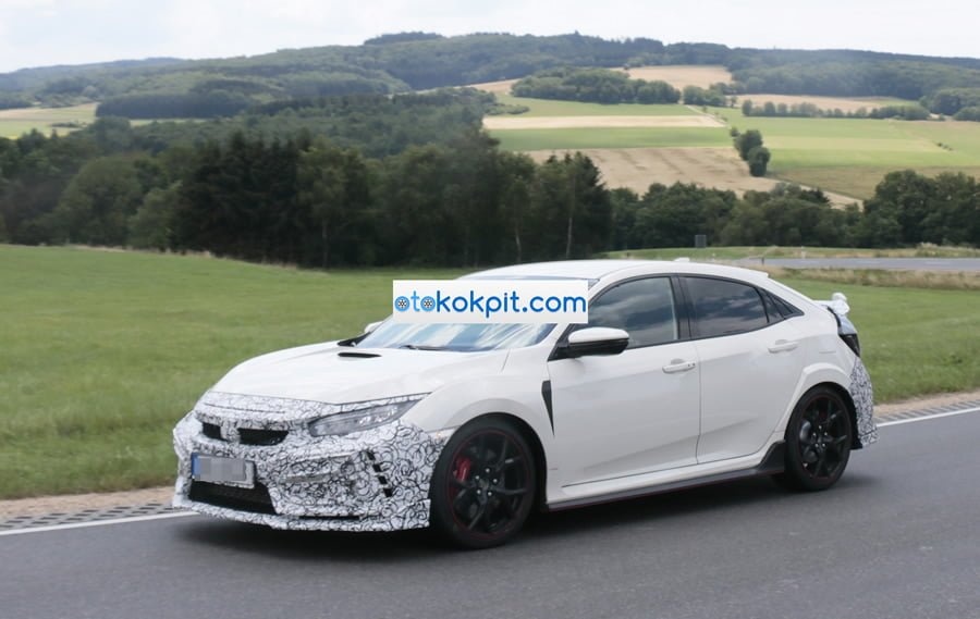Makyajlı 2019 Honda Civic Type R özellikleri Oto Kokpit