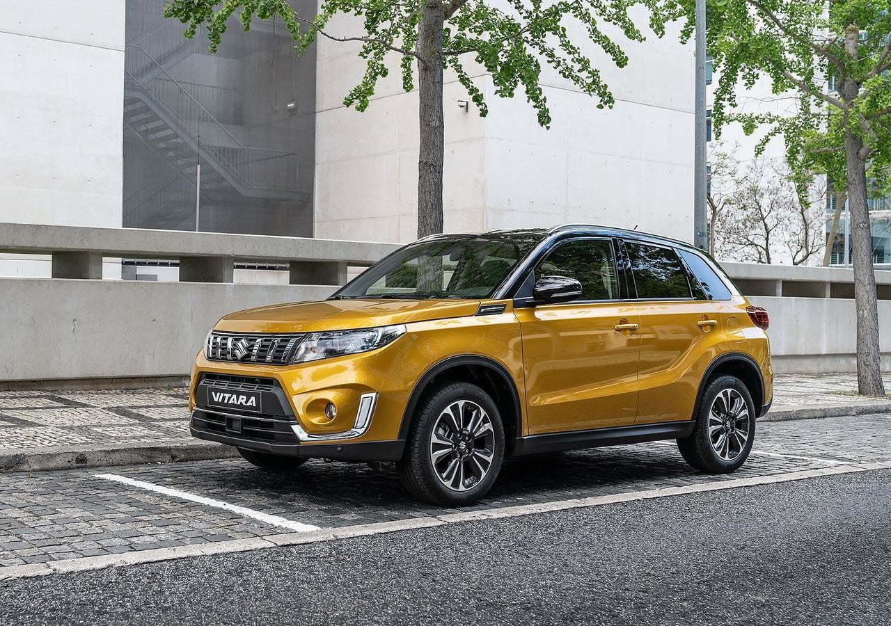 Makyajlı 2019 Yeni Suzuki Vitara