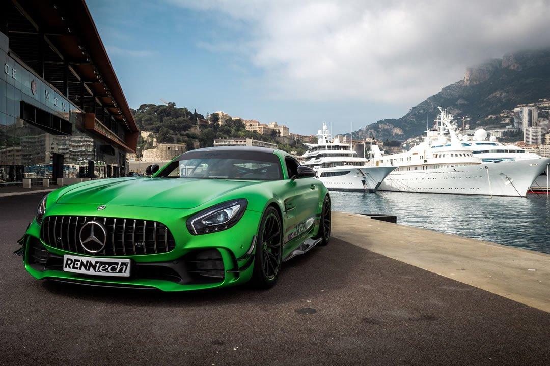 Mercedes-AMG GT-R Modifiye