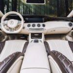 Vilner Mercedes-AMG S63 İçi