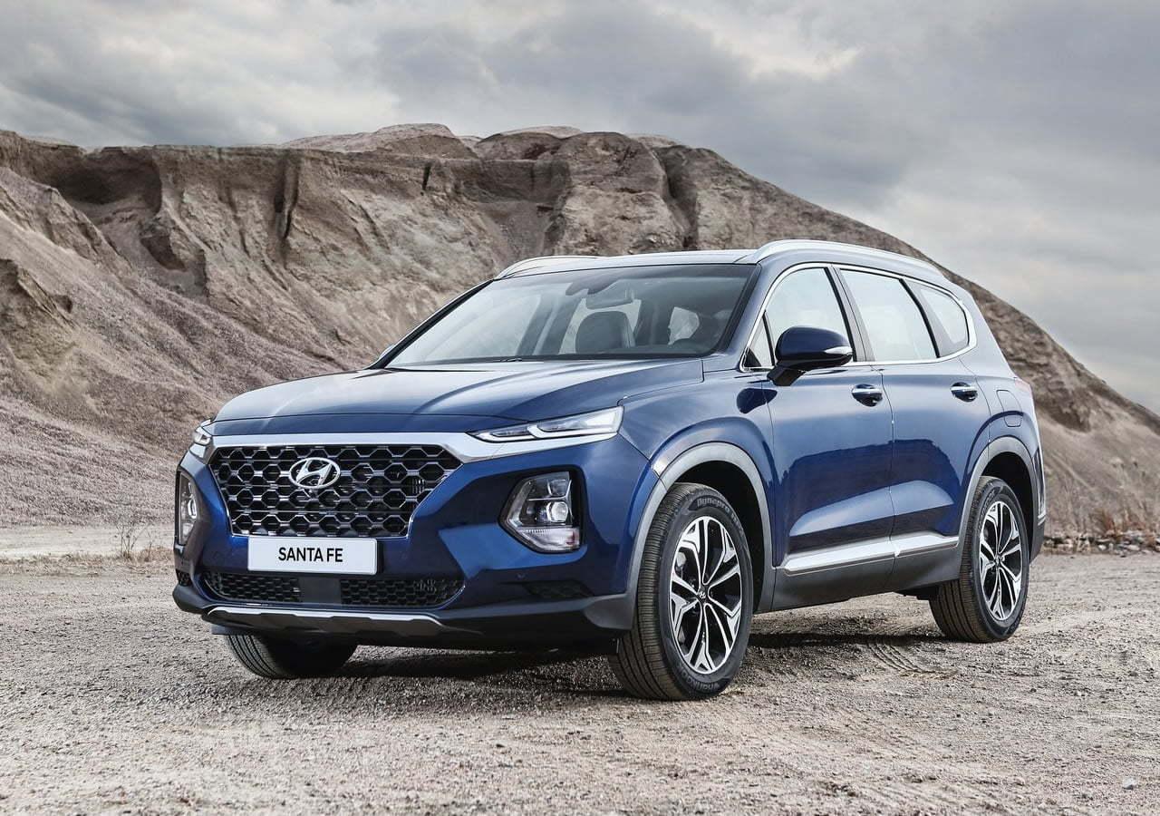 Yeni Kasa Hyundai Santa Fe (MK4) Teknik Verileri