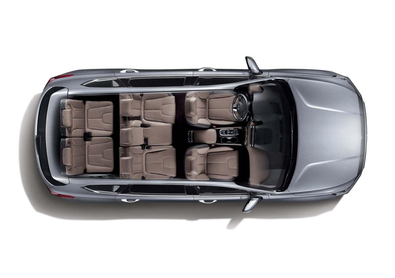 Yeni Kasa Hyundai Santa Fe 2019