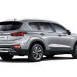 Yeni Kasa Hyundai Santa Fe Fotoğrafları