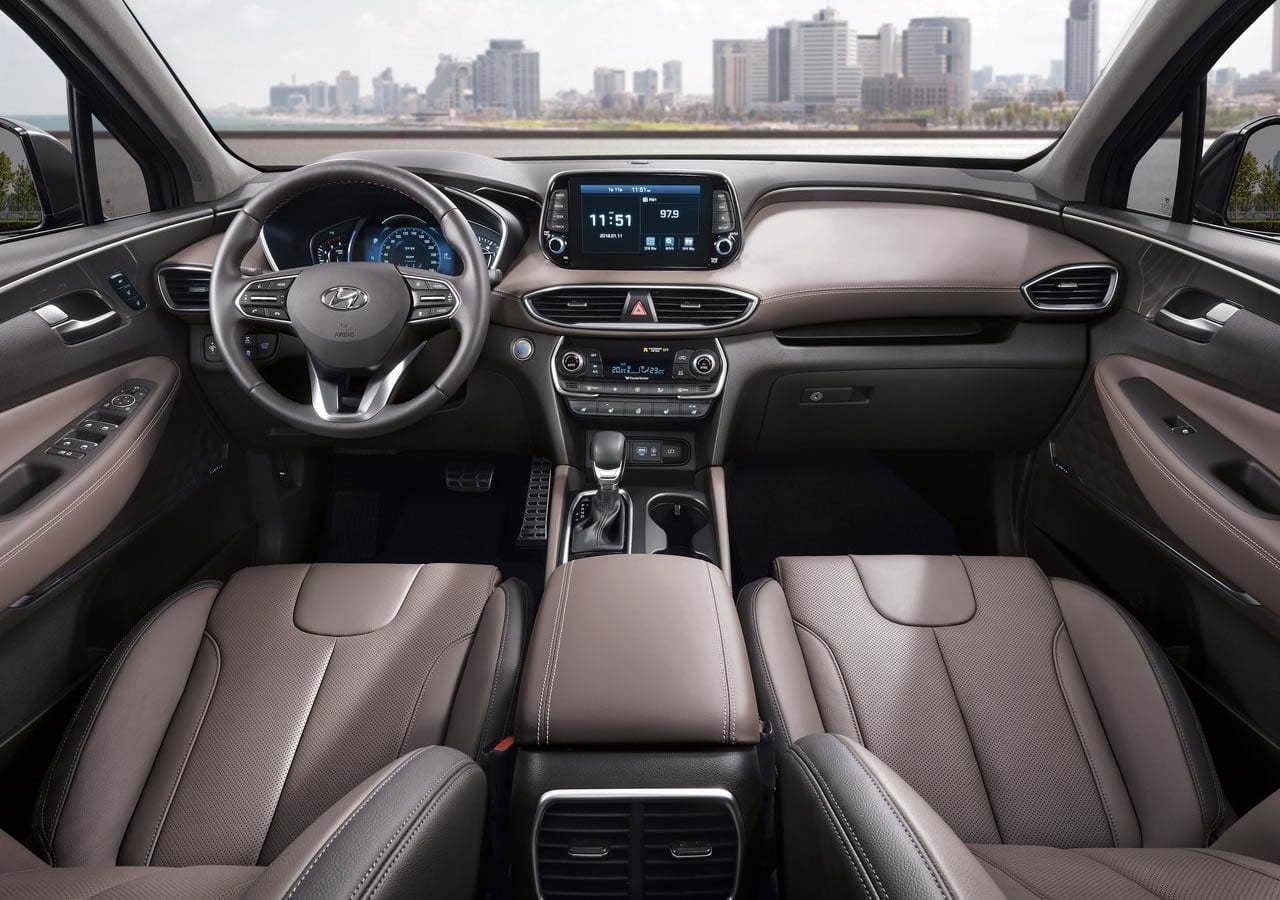 Yeni Kasa Hyundai Santa Fe (MK4) Türkiye Fiyatı