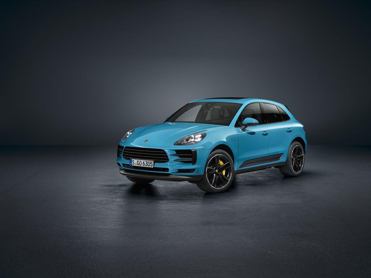 2019 Yeni Kasa Porsche Macan Özellikleri