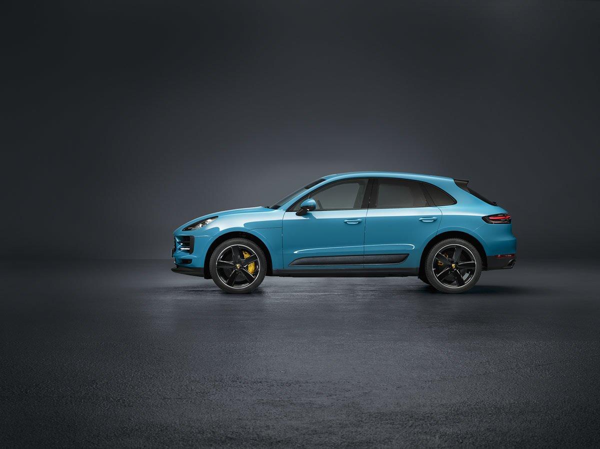 2019 Yeni Kasa Porsche Macan