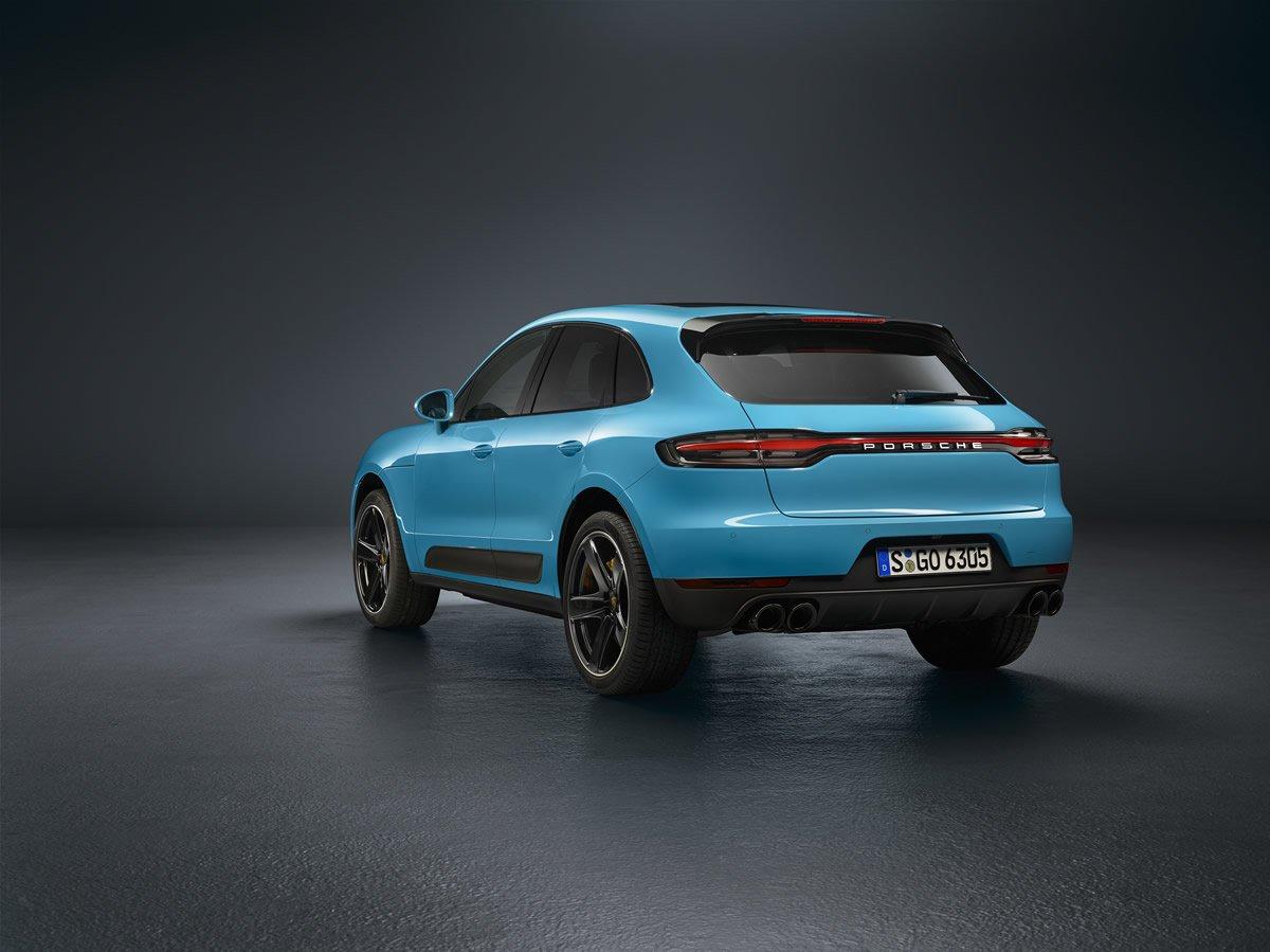 Yeni Kasa Porsche Macan
