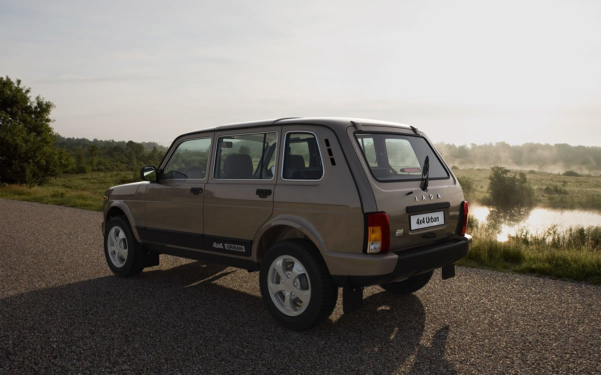 Yeni Lada 4x4 Niva Yakıt Tüketimi