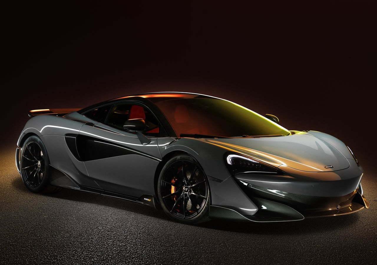 Yeni McLaren 600LT Teknik Özellikleri