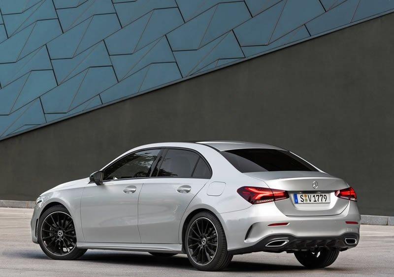 Yeni Mercedes-Benz A Serisi Sedan Türkiye