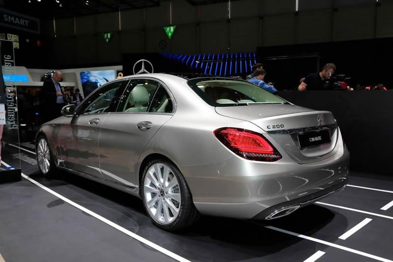 Yeni Mercedes C200 4Matic Fiyatı